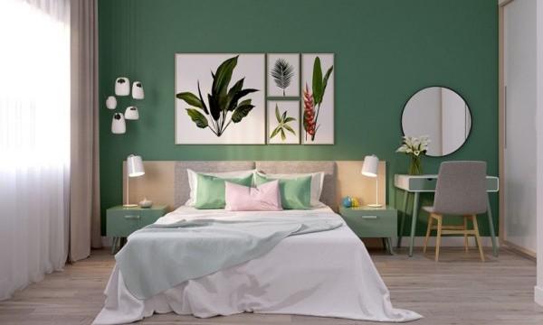 6 Arti Kombinasi Warna Kamar Tidur