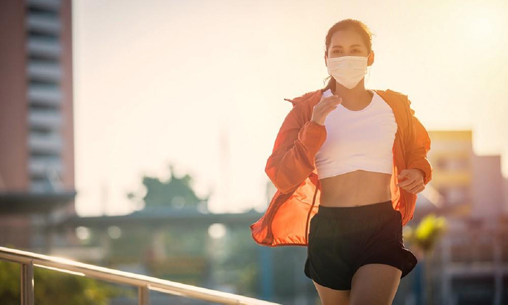 Ini Mitos Dan Fakta Berolahraga Saat Pandemi Covid-19